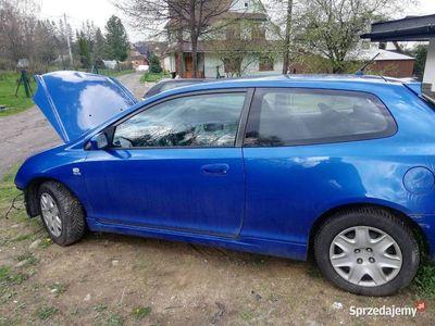 używany Honda Civic vii 1.7 cdti 2004 części
