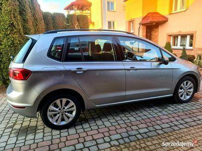 używany VW Golf Sportsvan 2017 DSG