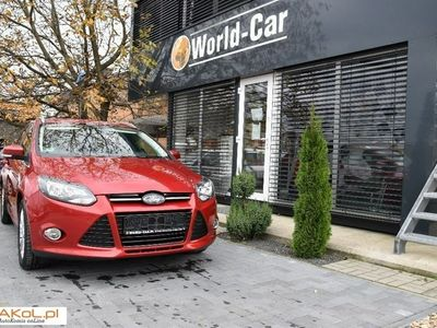 używany Ford Focus 1.6dm 150KM 2014r. 62 087km