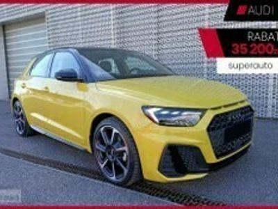 używany Audi A1 I (8X) 1.0 30TFSI Stronic (116KM) S-Line   Comfort + Technology + Exterieur