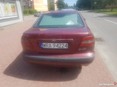 używany Volvo S40 1.8 benzyna 1996r.