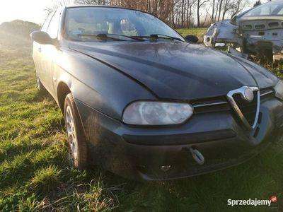 używany Alfa Romeo 156 1999r 2,0 twin spark - części