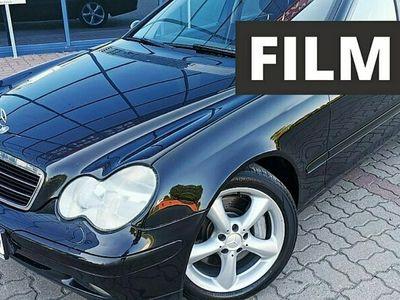 używany Mercedes C180 automat * sedan * alufelgi * benzyna * zadbany * wawa W203 (2000-2007)