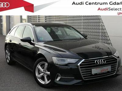 używany Audi A6 2dm 204KM 2019r. 23 372km