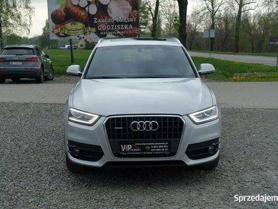 używany Audi Q3 I (8U) 2.0 TDI 177Km Quattro S tronic Led K.Serwisowa