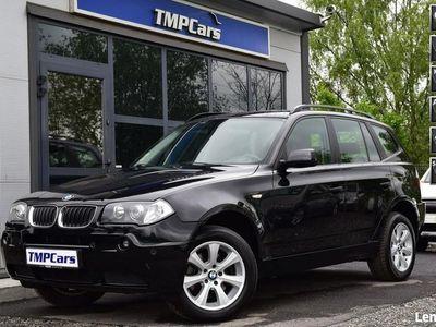 używany BMW X3 2.0 d_150 KM_Panorama_Skóry_Po wymianie dwumasy E83 (2003-2010)