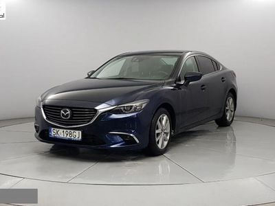 used Mazda 6 6 2.2dm3 175KM 2015r. 113 250km SK198GJ2.2 D Skypassion I ELoop sedan 4DR [175KM]