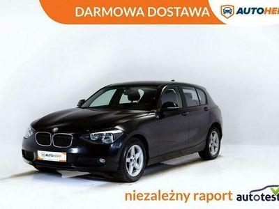 używany BMW 116 DARMOWA DOSTAWA, Klima, Grzane fotele, PDC, Kierownica wielofunkcyjna F20 (2011-)