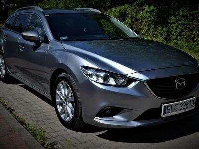 używany Mazda 6 Benzyna/ Automat/ Europa/ Faktura VAT/ Okazja