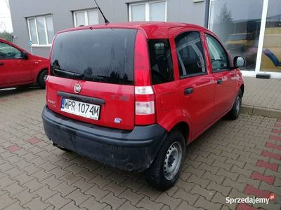 używany Fiat Panda VAN 1.2+LPG r.2012