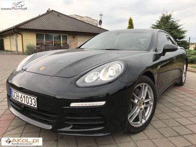 używany Porsche Panamera 3.6dm 310KM 2015r. 43 126km
