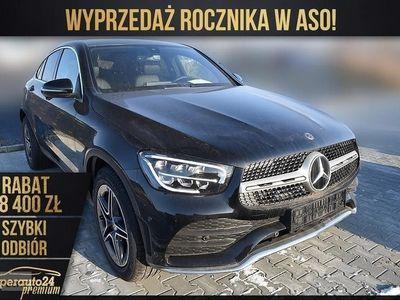 używany Mercedes 200 Klasa GLC 2.04MATIC (197KM) | AMG + Advantage | COUPE ! Wyprzedaż 2019!, Chorzów