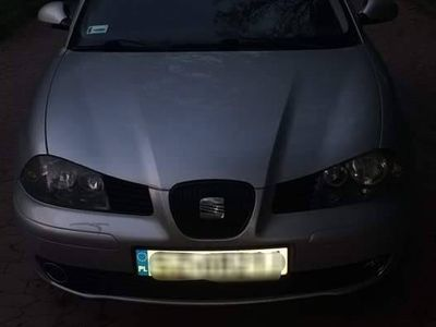 używany Seat Ibiza III 6L, 1.4 16V