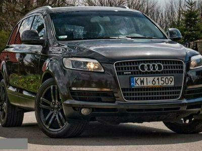 używany Audi Q7 Zadbana, Xenon,, Grzane fotele, Zamiana, Gwarancja