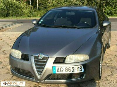 używany Alfa Romeo GT 1.9dm 150KM 2008r. 152 000km