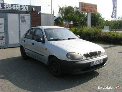 używany Chevrolet Lanos !! KOMIS TYSIAK !! 1.5 Benzyna+LPG,1999 rok produkcji !!WSPOMAGANIE!!