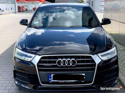 używany Audi Q3 stan idealny