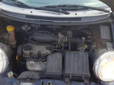 używany Chevrolet Matiz 2002r. Niski przebieg