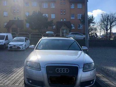 używany Audi A6 C6 quattro łopatki F1 LED