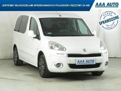 używany Peugeot Partner PARTNER