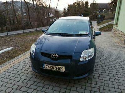 używany Toyota Auris z Irlandii