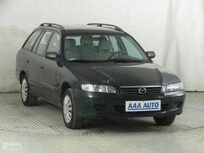używany Mazda 626 V HAK, Klima, El. szyby, wspomaganie Kierownicy