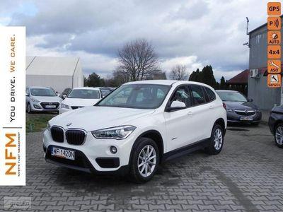używany BMW X1 F48 2,0 d(150 KM) xDrive Salon PL F-Vat, Warszawa