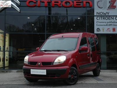 używany Renault Kangoo I Salon PL 1 właściciel Klimatyzacja F-Vat marża
