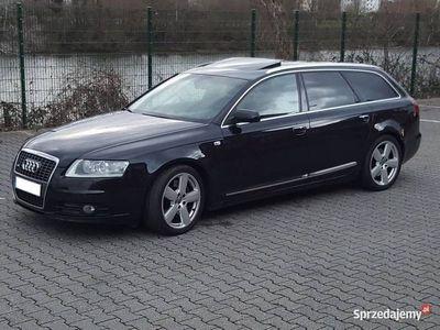 używany Audi A6 3.0TDi 232KM 3x S-line plus Czarny
