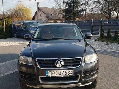 używany VW Touareg KING KONG 5.0 Zamiana