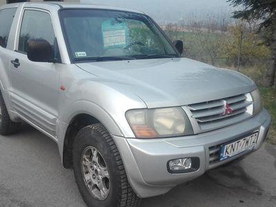 used Mitsubishi Pajero III 3.2 DID 5os (lea) aut