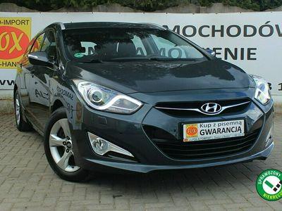 używany Hyundai i40 1.7CRDi 136KM climatronic, alufelgi, parktronic, keyless GWARANCJA