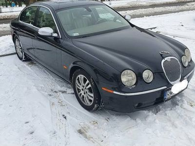 używany Jaguar S-Type Lift ZAMIANA