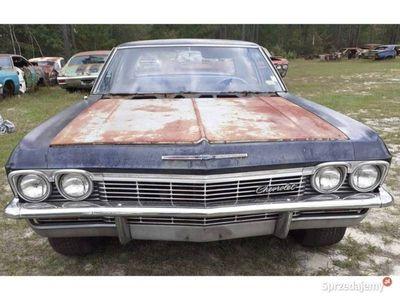 używany Chevrolet Impala 1965 SEDAN BLACK