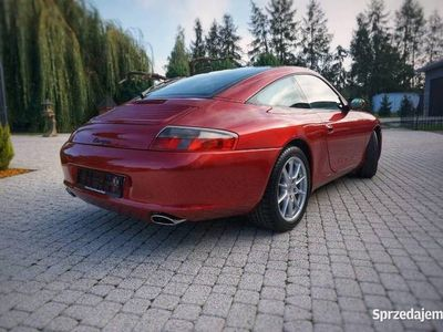 używany Porsche 911 Targa MANUAL EUROPA