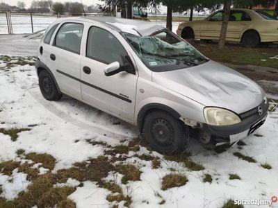 używany Opel Corsa 1.7 na Cześci z147 silnik skrzynia