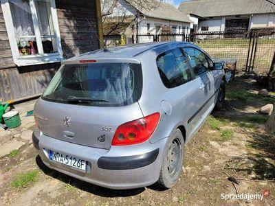 używany Peugeot 307 z gazem