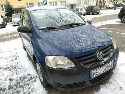 używany VW Fox