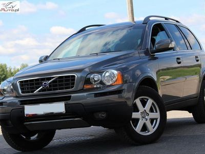 używany Volvo XC90 2.4dm 185KM 2009r. 139 025km