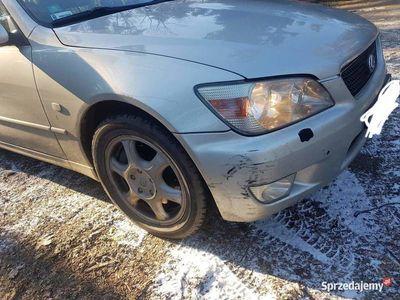 używany Lexus IS200 BENZYNA + GAZ