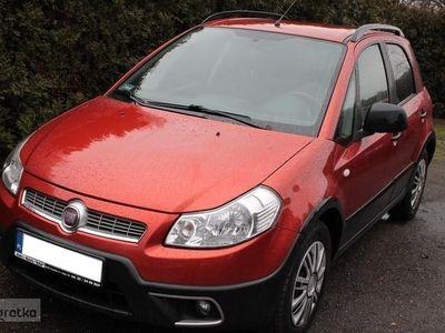 używany Fiat Sedici 1 WŁ, zakup-2012, krajowy, 1.6-120 KM!, Ruda Śląska