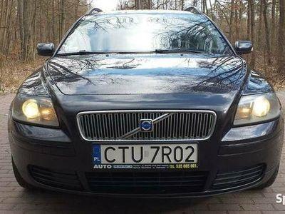 używany Volvo V50 Wygodne Kombi Zadbany Klimatyzacja