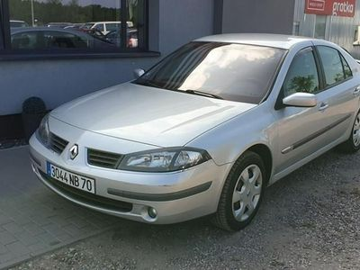 używany Renault Laguna II 1.9dm 130KM 2007r. 181 456km