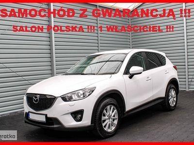 używany Mazda CX-5 AUTOMAT + 4 x 4 + Salon POLSKA + 1 Właściciel + Navigacja !!!