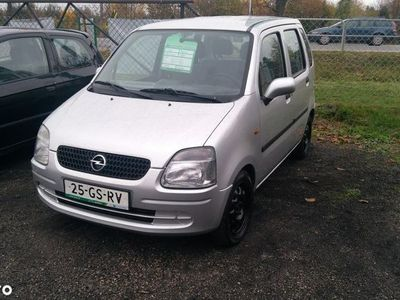 używany Opel Agila A