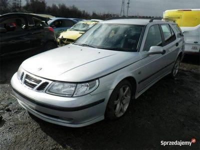 używany Saab 9-5 2.2dm3 2005r. 98 321km 95 2.2tid automat alum anglik