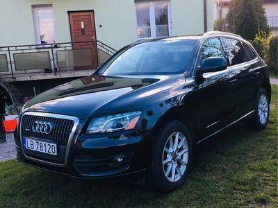 używany Audi Q5 2012 rok
