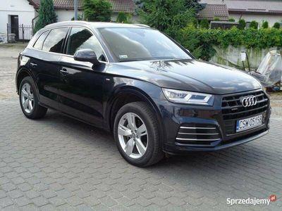 używany Audi Q5 2.0 T Qattro S Line
