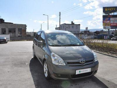 używany Toyota Corolla Verso 2.2dm 177KM 2007r. 177 000km
