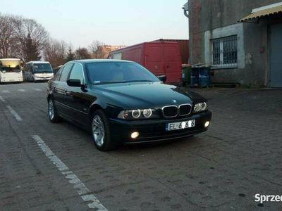 używany BMW 525 i E39
